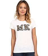 MICHAEL Michael Kors - Short Sleeve Sequin Patch Tee