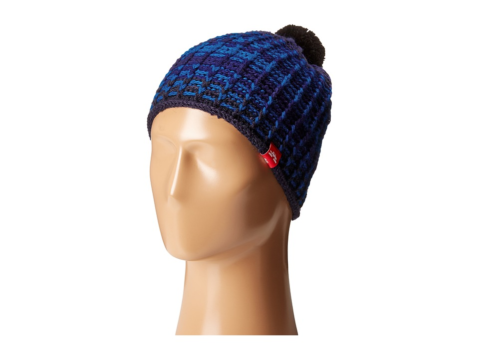 Spacecraft Zeppelin Blue Beanies