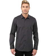 Calvin Klein - Liquid Cotton Square Dobby Woven Shirt