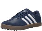 adidas Golf Adicross V (Mineral Blue/Ftwr White/Gum 4)