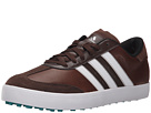 adidas Golf Adicross V (Brown/Ftwr White/Eqt Green)