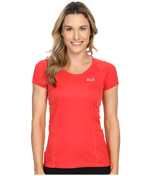 Jack Wolfskin Passion Trail Crew Neck Tee