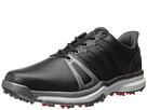 adidas Golf Adipower Boost 2 (Core Black/Dark Silver Metallic/Red)
