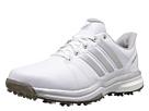 adidas Golf Adipower Boost 2 (Ftwr White/Silver Metallic/Core Black)