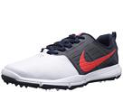 Nike Golf Explorer SL (White/Bright Crimson/Obsidian)