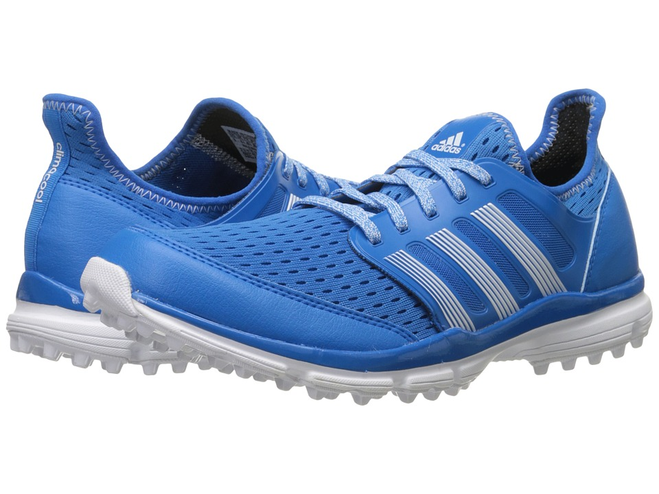 adidas Golf - Climacool (Shock Blue/Ftwr White/Ftwr White) Mens Golf Shoes