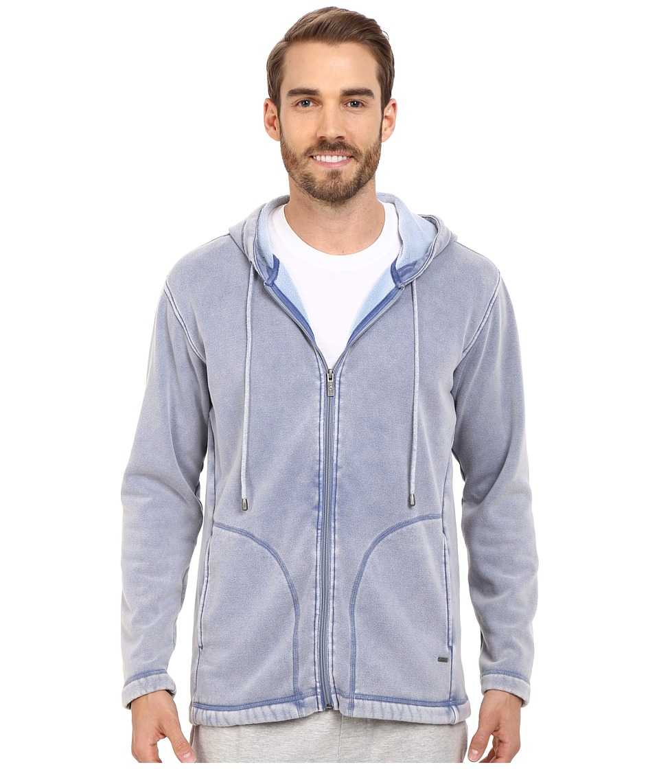 UGG - Connelly Washed Hoodie (Skyline) Men