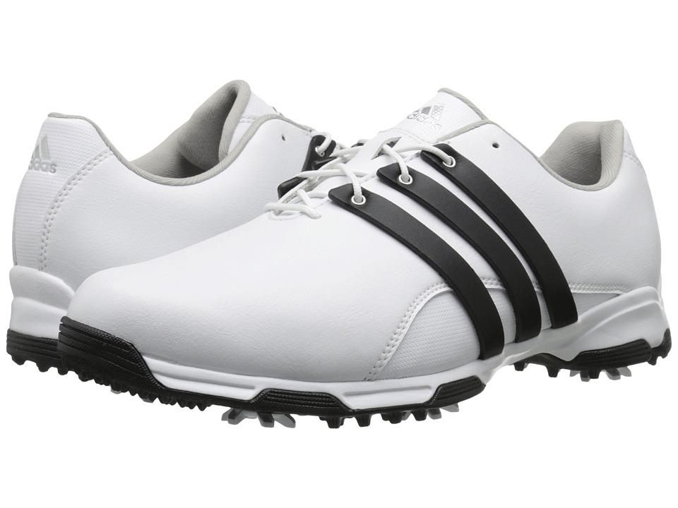 adidas Golf - Pure Trx (FTWR White/Core Black/FTWR White) Men