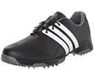 adidas Golf Pure Trx (Core Black/Ftwr White/Dark Silver Metallic)