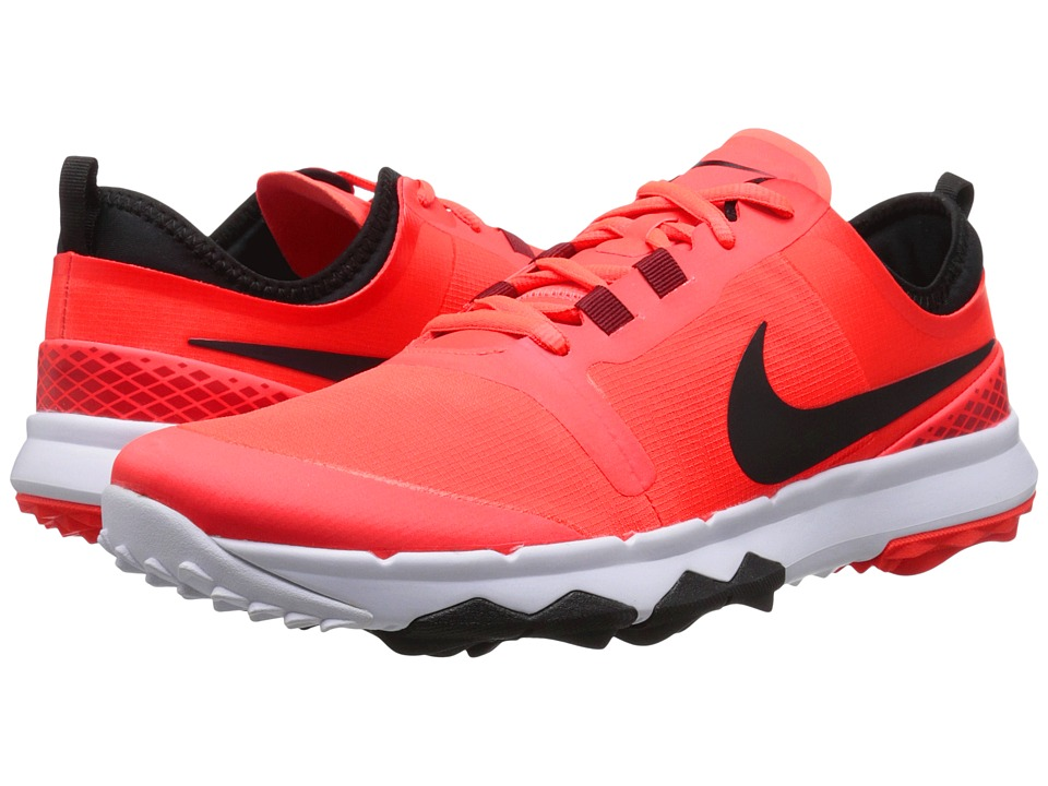 Nike Golf - FI Impact 2 (Bright Crimson/Black/White) Men