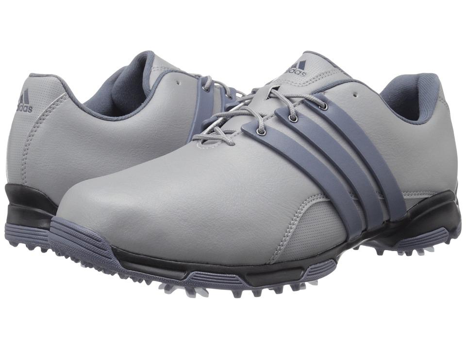 adidas Golf - Pure Trx (Light Onix/Onix/Core Black) Men