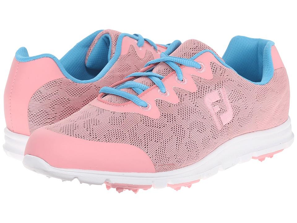 FootJoy Enjoy (All Over Pink Rose) Women