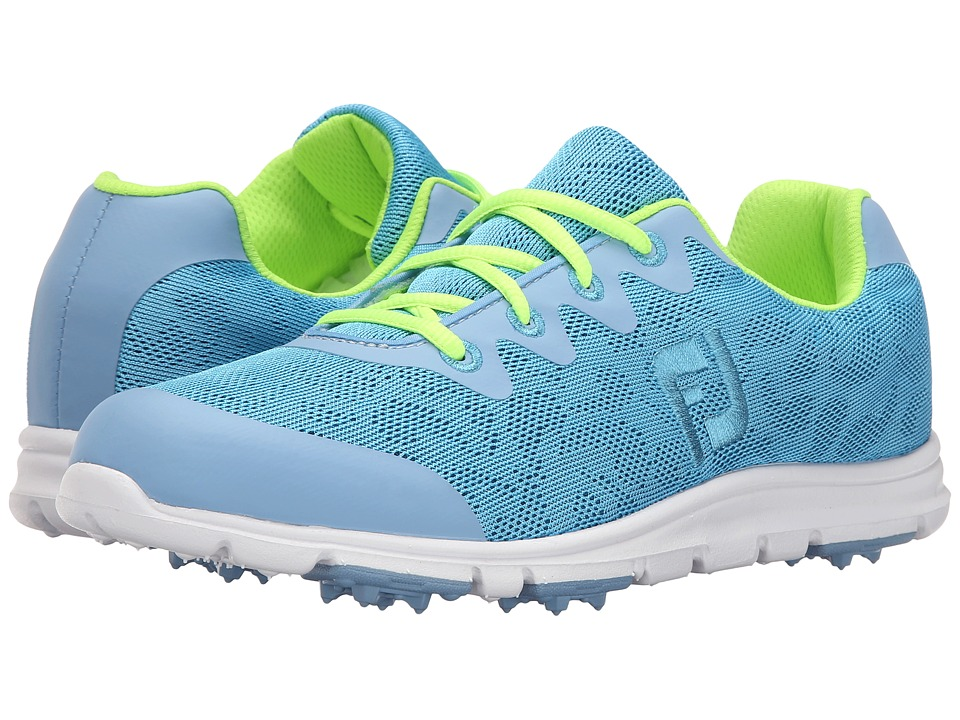 FootJoy - Enjoy (All Over Pool Blue) Womens Golf Shoes