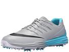 Nike Golf Lunar Control 4 (Wolf Grey/Black/Blue/White)