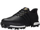 adidas Golf Tour360 Boost (Core Black/Core Black/Gold Metallic)