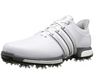 adidas Golf Tour360 Boost (Ftwr White/Silver Metallic/Dark Silver Metallic)
