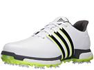 adidas Golf Tour360 Boost (Ftwr White/Core Black/Solar Yellow)