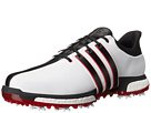 adidas Golf Tour360 Boost (Ftwr White/Core Black/Power Red)