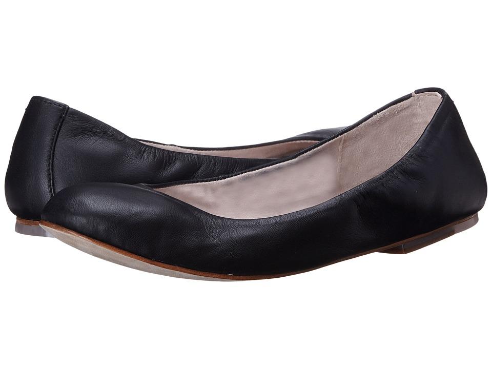 Bloch Arabian Ballerina Black Womens Flat Shoes