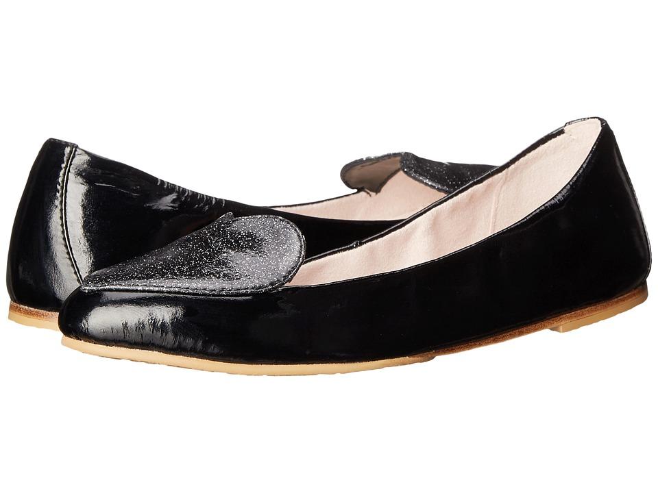 Bloch Kids Evelyn Toddler/Little Kid/Big Kid Black Girls Shoes