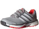 adidas Golf Adipower S Boost II (Clear Onix/Ftwr White/Shock Red)