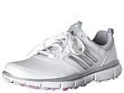adidas Golf Adistar Sport (Ftwr White/Matte Silver/Wild Orchid-Tmag)