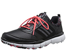 adidas Golf Adistar Sport (Core Black/Dgh Solid Grey/Sunset Coral-Tmag)