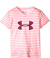 Under Armour Kids - Mini Stripe Big Logo Short Sleeve (Toddler)