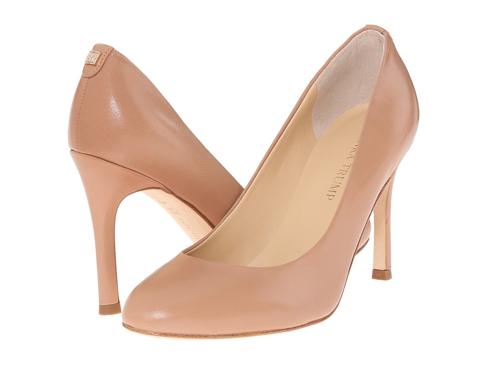 Ivanka Trump Janie (Light Natural Leather) High Heels