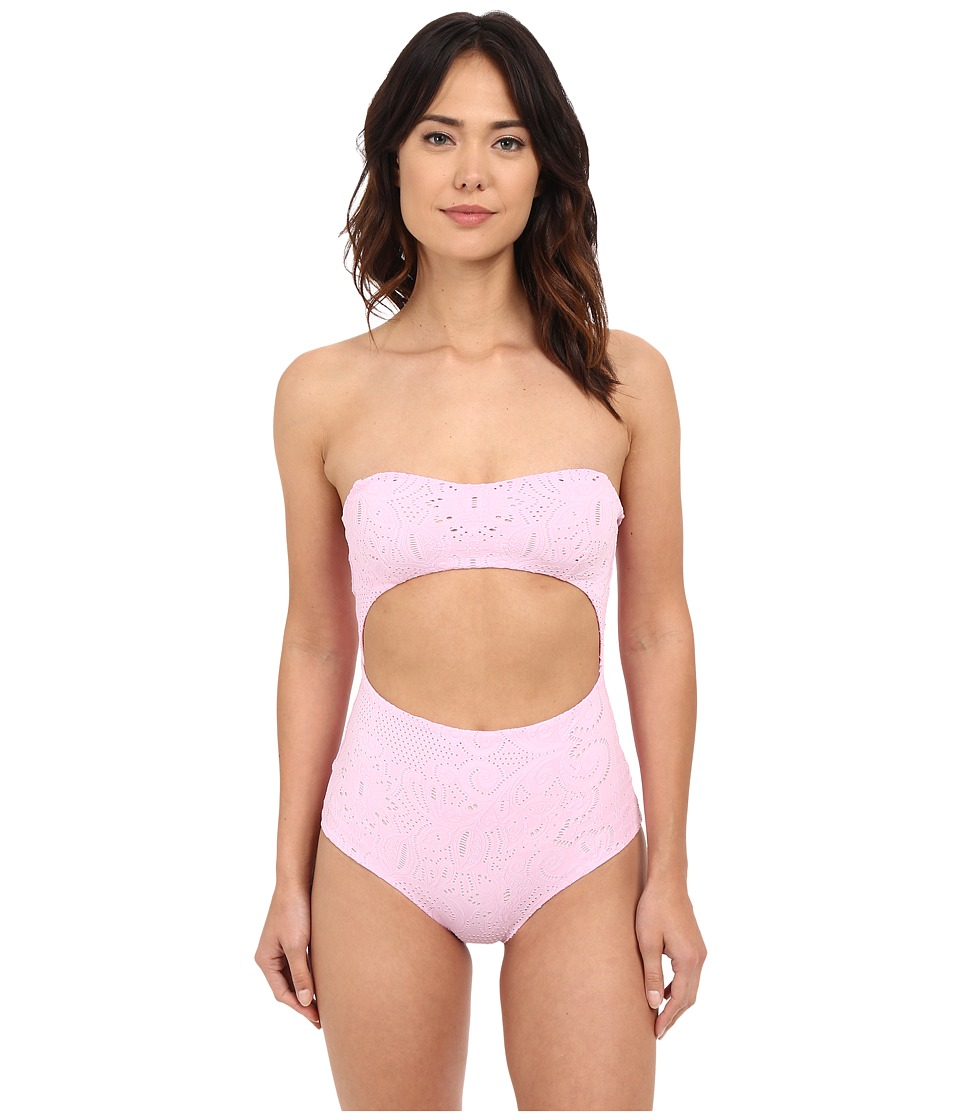 Lolli Girly Girl One Piece Cotton Candy Womens Swimsuits One Piece
