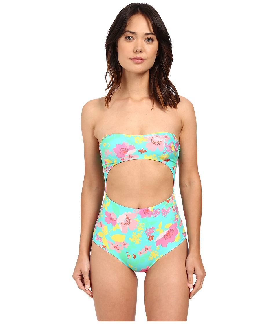 Lolli Girly Girl One Piece Blossom Womens Swimsuits One Piece