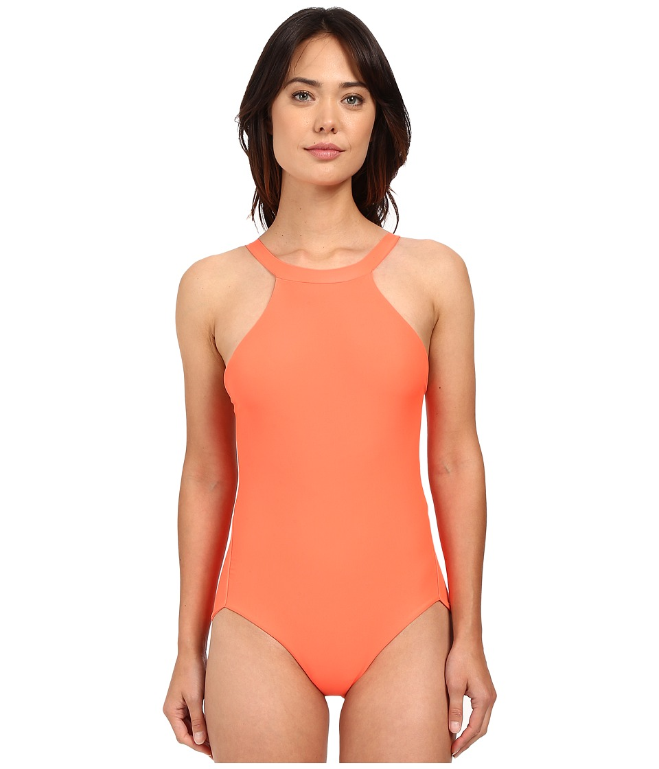 Lolli Glitter One Piece Sunset Womens Swimsuits One Piece