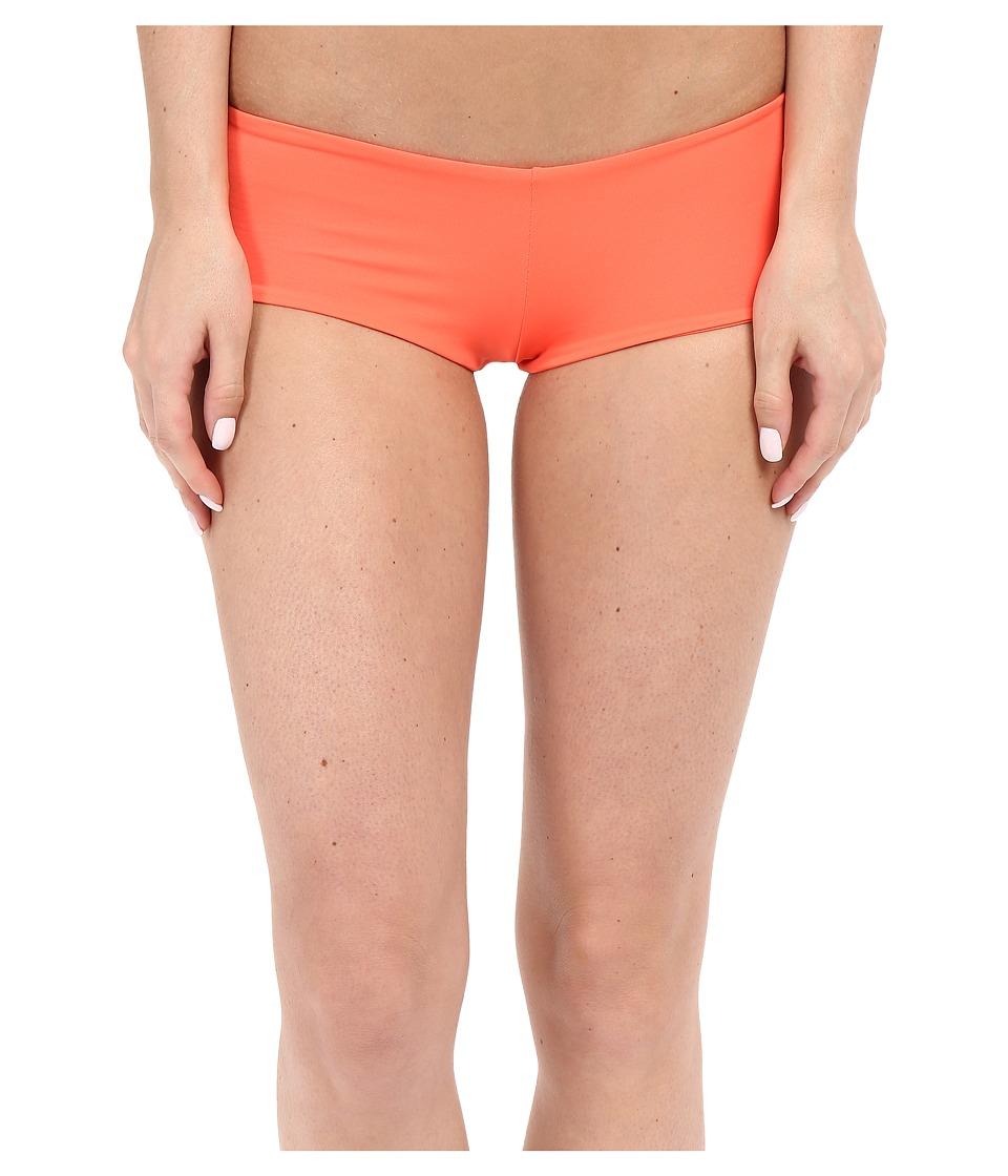 Lolli Classic Bow Bottom Sunset Womens Swimwear