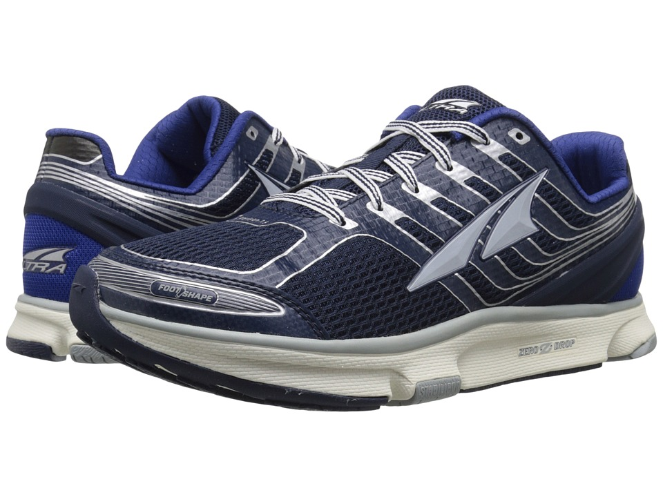 Altra Footwear Provision 2.5 Navy/Silver Mens Running Shoes