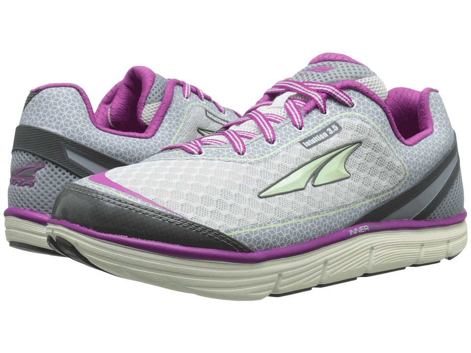Altra Footwear Intuition 3.5 Orchid/Silver Womens Running Shoes