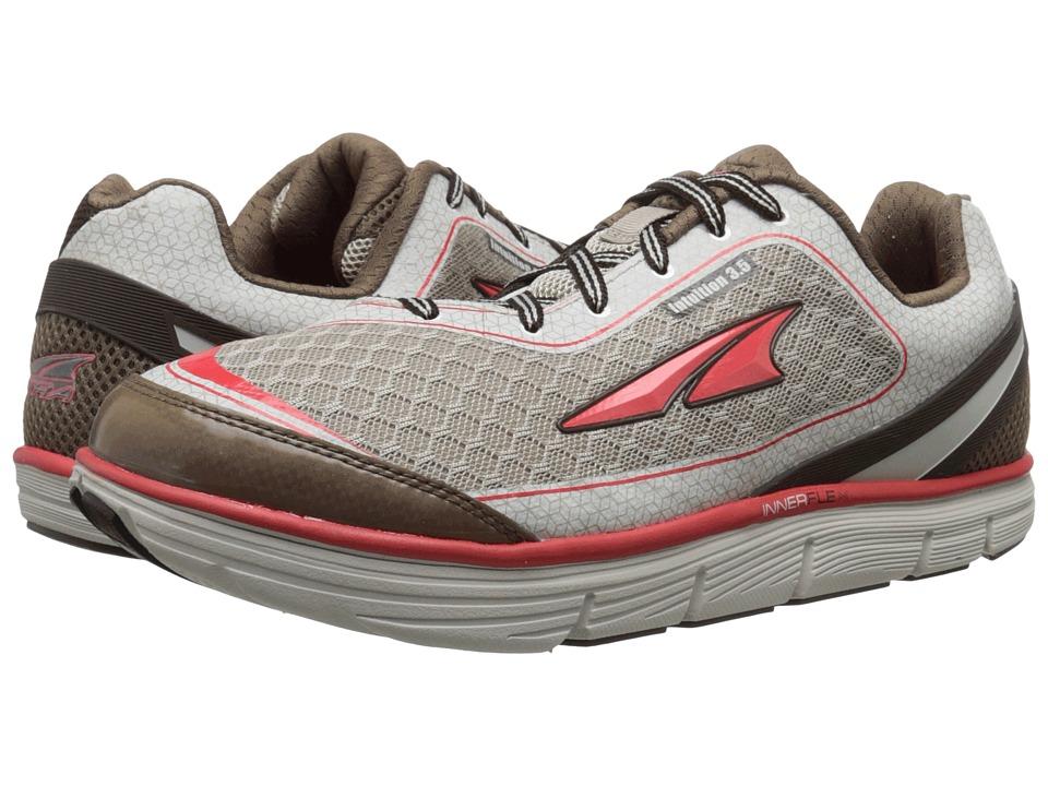 Altra Footwear Intuition 3.5 Shiitake/Sugar Coral Womens Running Shoes