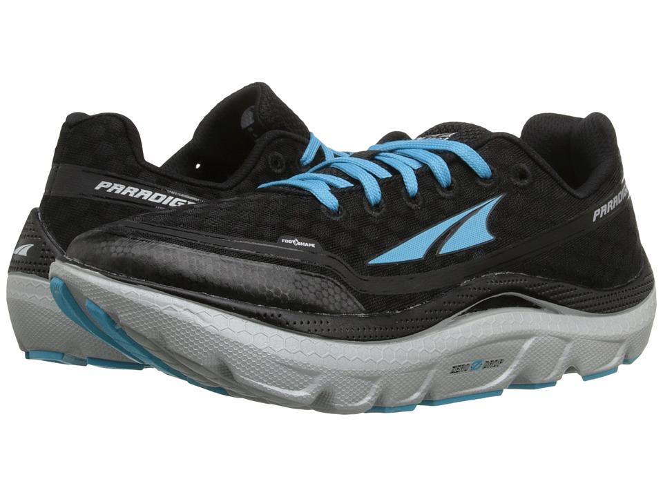 Altra Footwear Paradigm 1.5 Black Womens Running Shoes