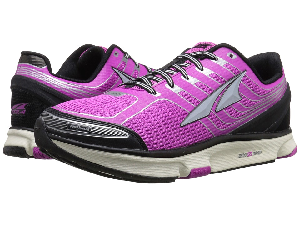 Altra Footwear Provision 2.5 Orchid/Black Womens Running Shoes