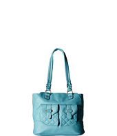 Rosetti - Poppy Double Handle Quilted Purse