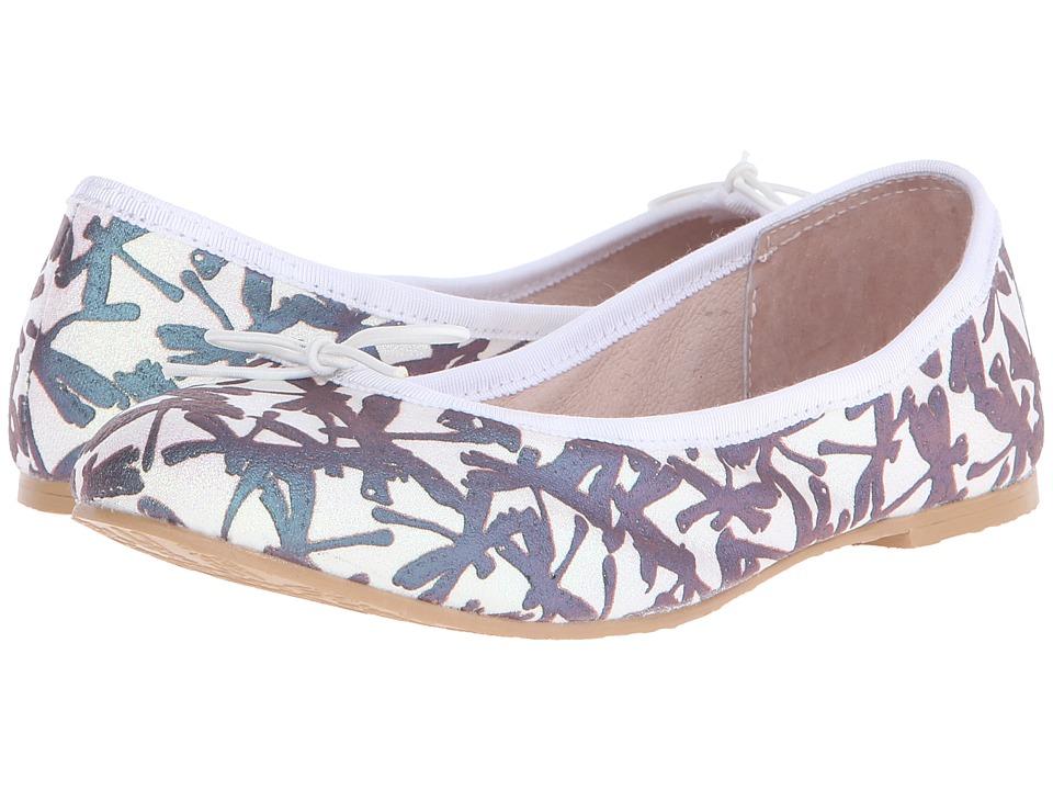 Bloch Kids Dragonfly Little Kid/Big Kid White Girls Shoes