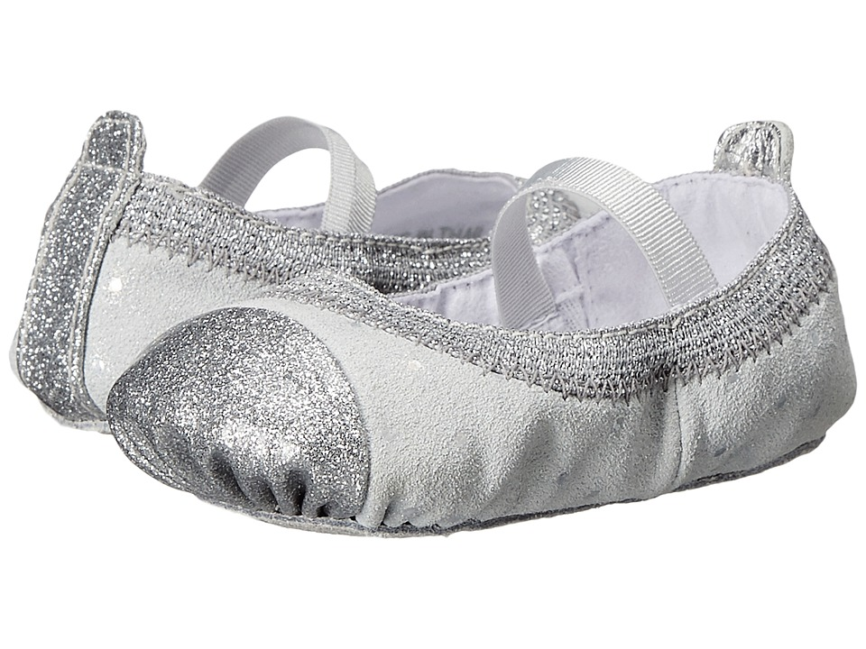 Bloch Kids Joella Infant/Toddler Argento Girls Shoes