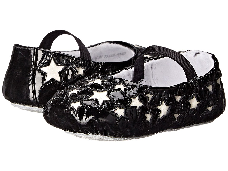 Bloch Kids Etoile Infant/Toddler Black Girls Shoes