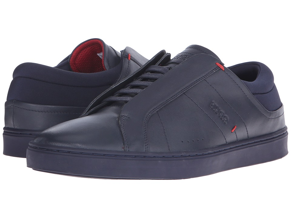 BOSS Hugo Boss Postlow by HUGO Dark Blue Mens Lace up casual Shoes