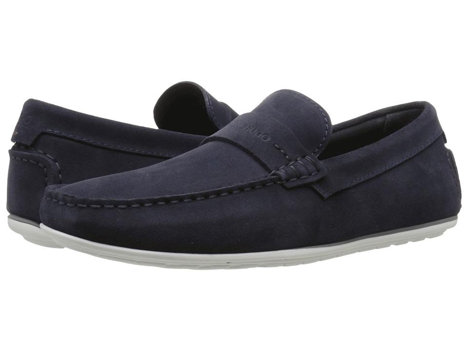 BOSS Hugo Boss C Traveso by HUGO Navy Mens Slip on Shoes
