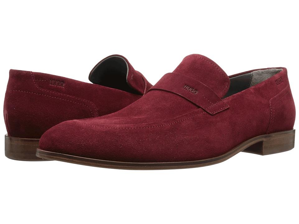 BOSS Hugo Boss C Modelo by HUGO Dark Red Mens Shoes