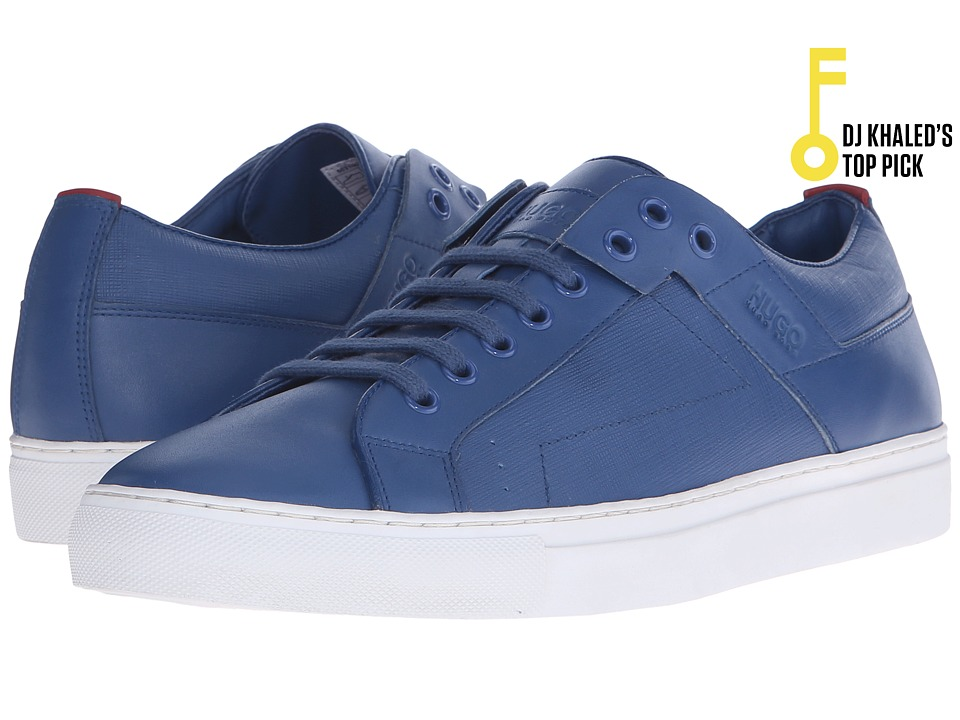 BOSS Hugo Boss Futesio SF by HUGO Bright Blue Mens Lace up casual Shoes