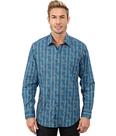 Robert Graham - Temple Bar Long Sleeve Woven Shirt