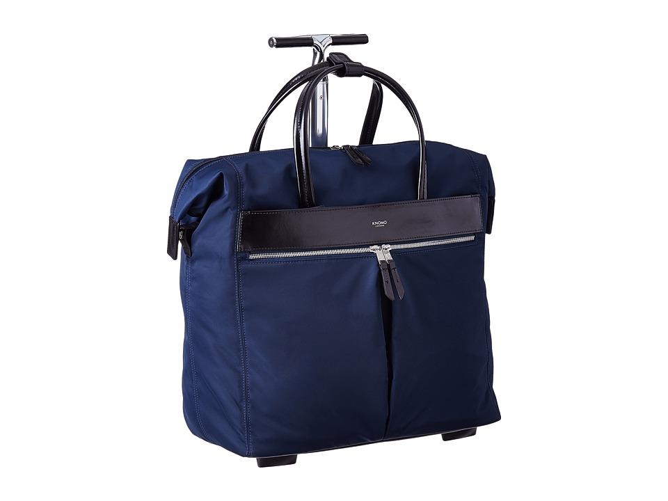 KNOMO London - Sedley Boarding Tote (Navy) Weekender/Overnight Luggage
