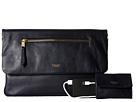 KNOMO London Elektronista Digital Clutch Bag (Navy)