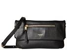 KNOMO London Elektronista Mini Smartphone Clutch Bag (Black)